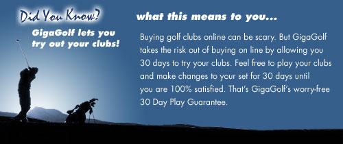 GigaGolf:Did You Know?