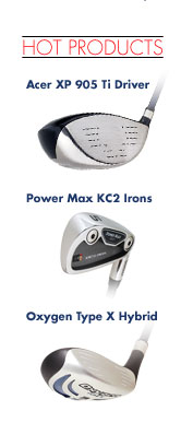 GigaGolf Hot Products